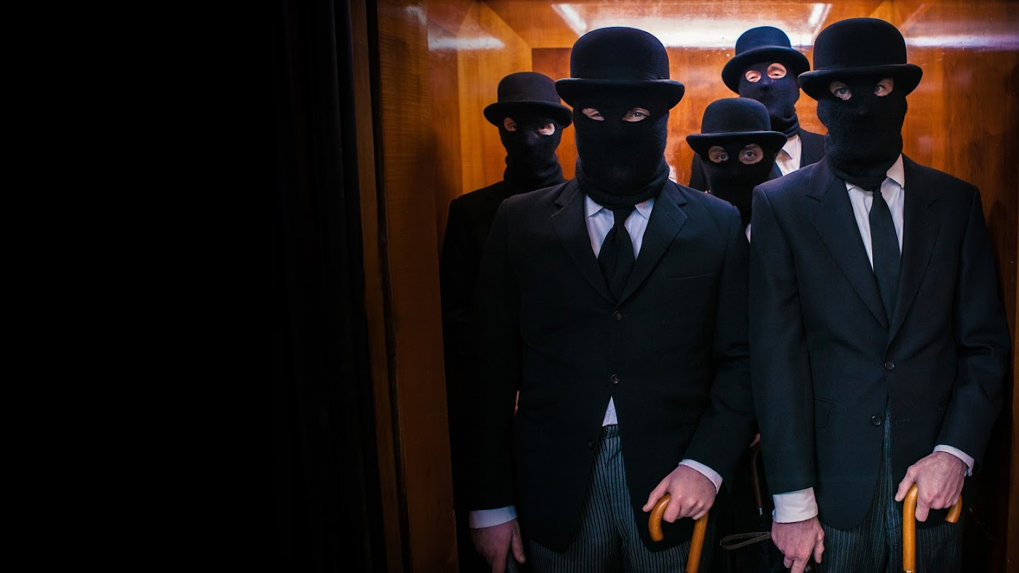 Watch The Great Train Robbery live