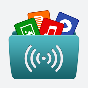Music Pics Transfer Share Files 1.14 by AppzCloud Technologies logo