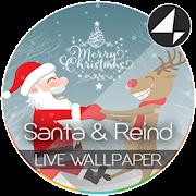 Santa & Reindeer for Xperia™ 1.2.3 Icon