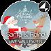 Santa & Reindeer for Xperia™ Icon