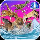 3D Animals Live Wallpaper icon