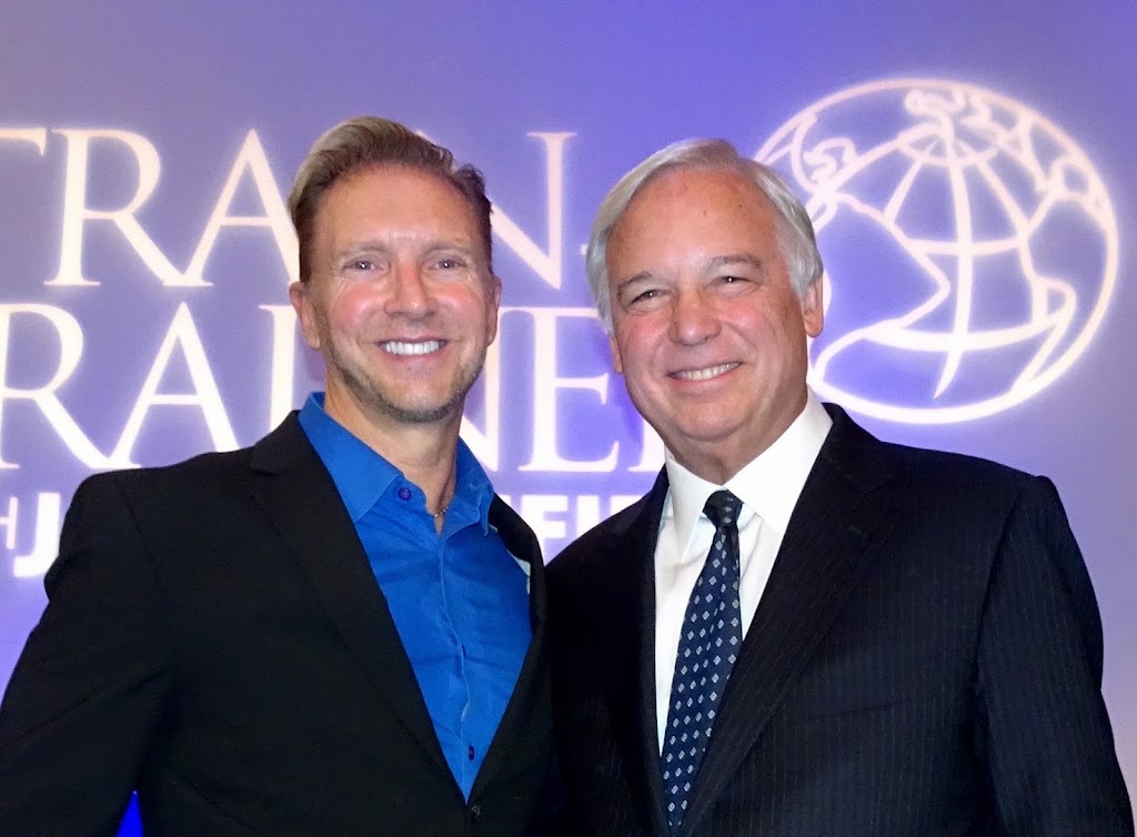 Adrian McMillian and Jack Canfield