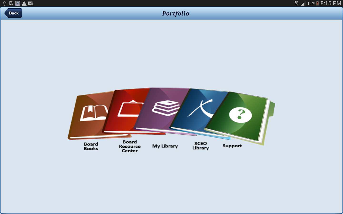 BoardPortal PLUS® XPress™- screenshot