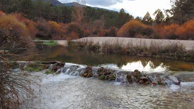 Photo: Río Mundo por el llano de Mesones