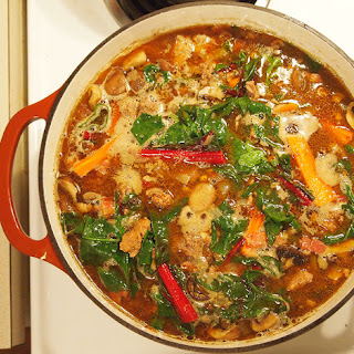 Hearty Meaty Fall Soup