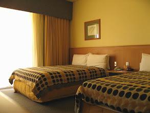 Photo: 006-Hôtel Vibe à Sydney, la chambre est spacieuse et confortable ! La décoration est soignée.