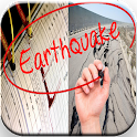 earthquake detector 2016 Prank icon