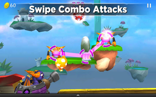 Skylanders Cloud Patrol screenshot 2