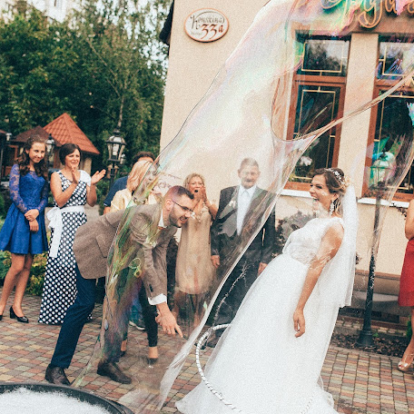Wedding photographer Dima Skarga (Scarga). Photo of 03.12.2017