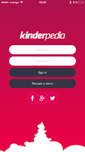 Kinderpedia Parent App- screenshot thumbnail