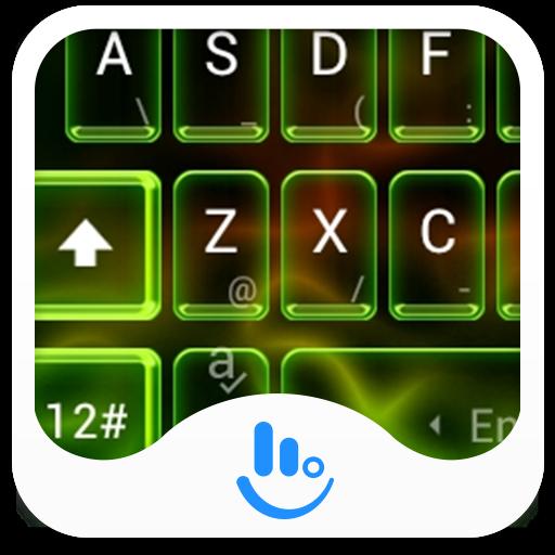 Future Light Keyboard Theme