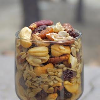 Coconut Cashew Trail Mix