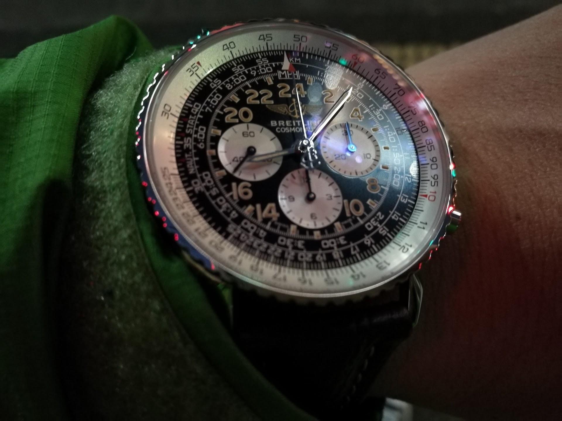Breitling Navitimer Cosmonaut