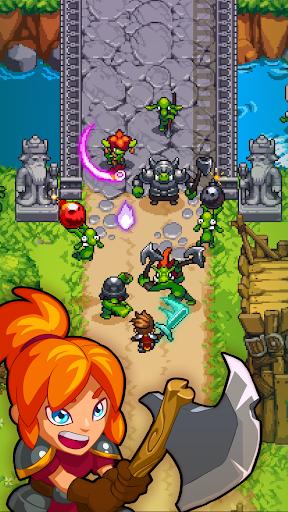 Dash Quest Heroes fond d'écran 1