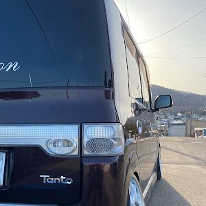 タントカスタム L350S VS ターボのカスタム事例画像 有@Relationさんの2020年03月31日18:48の投稿