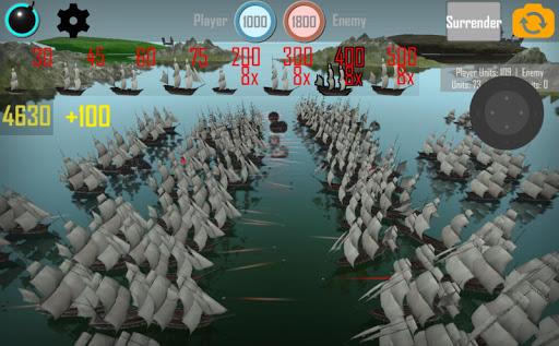 MEDIEVAL NAVAL OPS : WARSHIPS of WORLD 1.3 screenshots 5