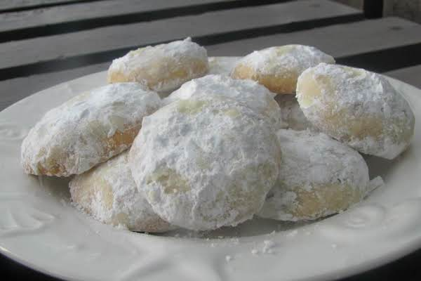 Russian Tea Cakes Recipe
