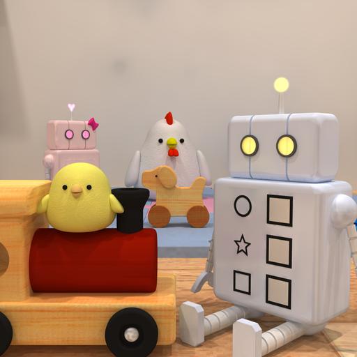Escape game - Kindergarten