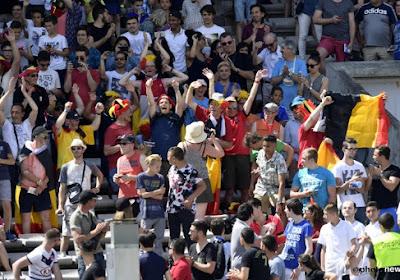 """La Belgique jouera """"à l'extérieur"""" dans le Spartak Stadium face à la Tunisie"""