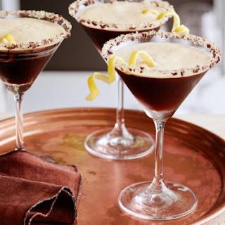 Chocolate Espresso Martini.