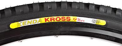 Kenda Kross Plus Semi-Slick Tire K847 26 x 1.95 alternate image 0