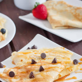 Sweet Crepes.