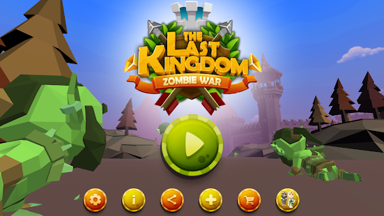 Download The Last Kingdom: Zombie War For PC Windows and Mac apk screenshot 2
