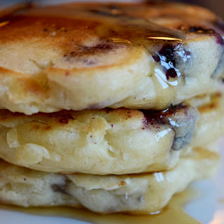 Ultra-Fluffy Pancakes