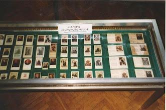 Photo: Gablota z wystawy w 2005 r.
