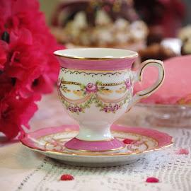 Cookies and tea by Brenda Shoemake - Food & Drink Candy & Dessert