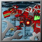 Repair! Dino Robot-Spinosaurus