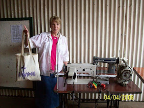 Photo: These are LWML donated sewing machines that were given through mite offerings.