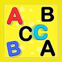 ABC Alphabet Puzzle - Numbers, Shapes, Colors icon