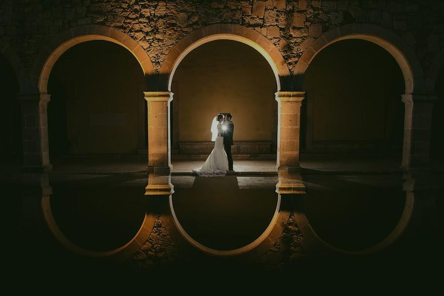 Fotógrafo de bodas angel hernandez (05c24e898be2318). Foto del 20.12.2016