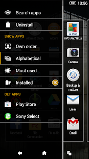 XPERIA™ SWPA Theme- screenshot thumbnail