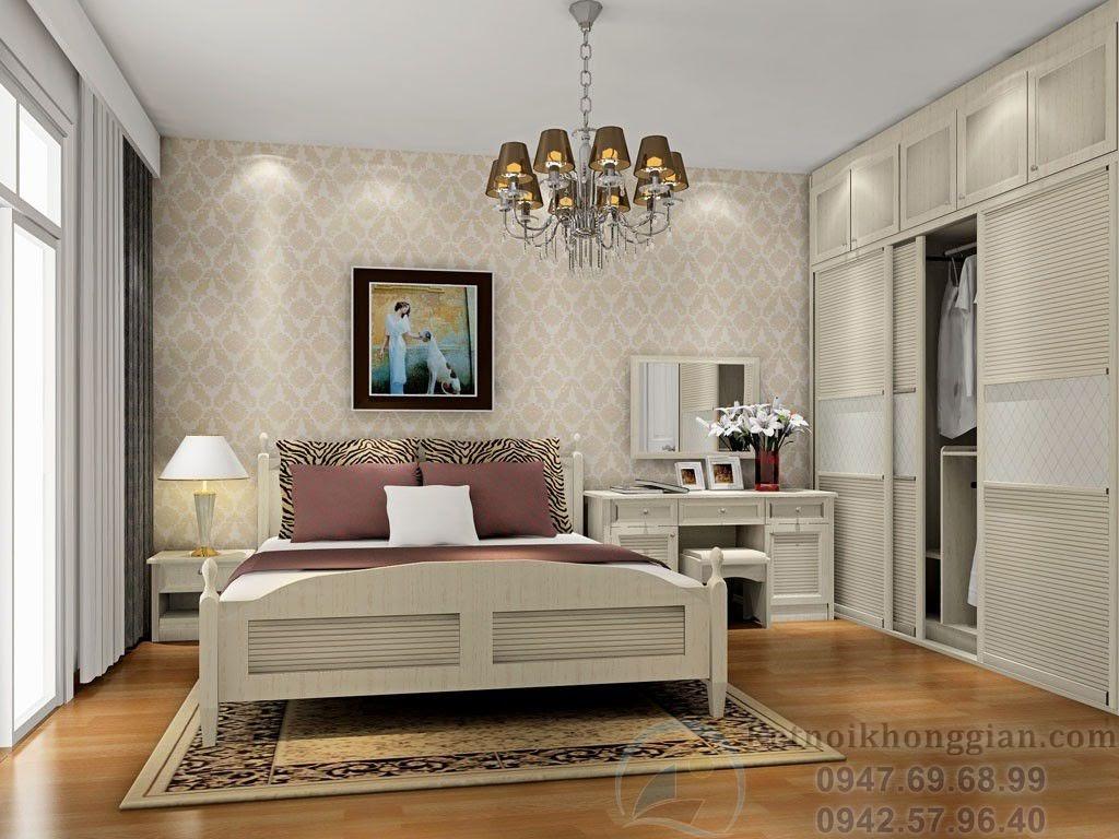 thiết kế phòng ngủ 15m2 cuốn hút