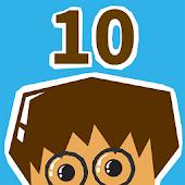 Search10 : Good brain game