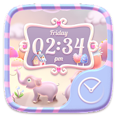 Elephant GO Clock Themes