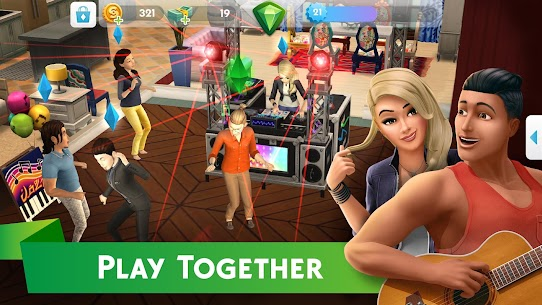 The Sims Mobile Mod Apk 24.0.0.104644 (Unlimited Money) 5