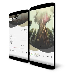 A2K Presets for Kustom / KLWP- screenshot thumbnail