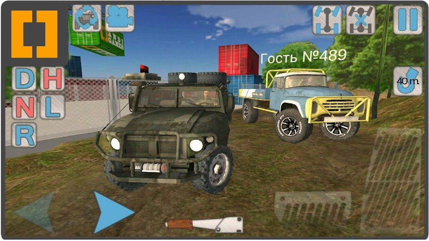 android Dirt On Tires [Offroad] Screenshot 2