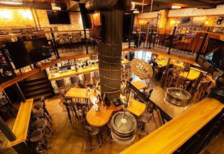 Банкетный зал Kulibin pub для корпоратива
