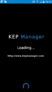 KEP Dispatcher - náhled