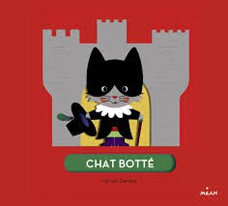 Chat botté - Xavier Deneux - Livre Jeunesse