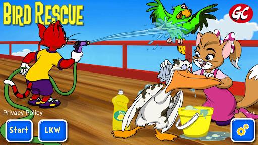 Bird Rescue - Lucky Kat World