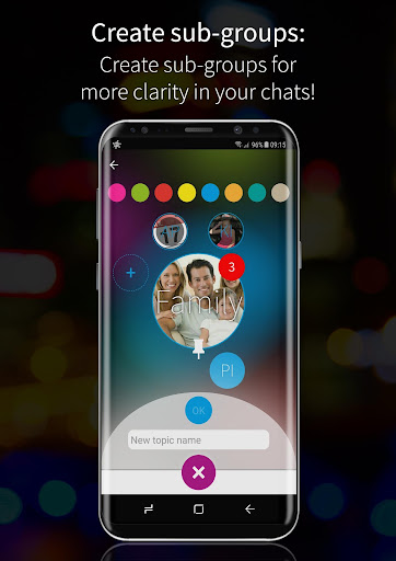 BubCon Messenger 1.4.245 screenshots 8