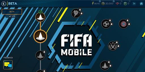 FIFA SOCCER:  GAMEPLAY BETA 11.1.01 screenshots 2