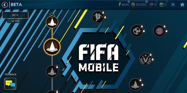 FIFA SOCCER:  GAMEPLAY BETA MOD (Unreleased) 2