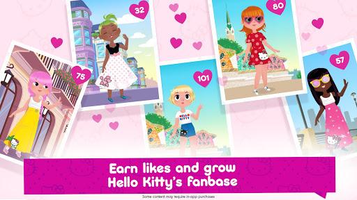 Hello Kitty Fashion Star 2.3.1 screenshots 3