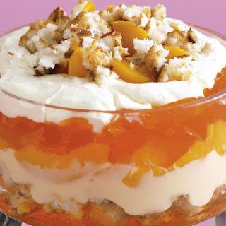 Peach Macaroon Dessert Recipes